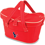 Mercado Basket - Red (Houston Texans) Digital Print