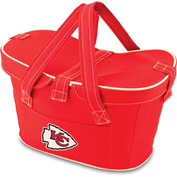 Mercado Basket - Red (Kansas City Chiefs) Digital Print