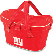 Mercado Basket - Red (New York Giants) Digital Print