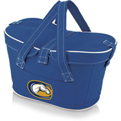 Mercado Basket - Navy (UC Davis Aggies) Digital Print