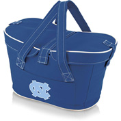 Mercado Basket - Navy (University Of North Carolina Tar Heels) Digital Print