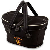 Mercado Basket - Black (USC Trojans) Digital Print