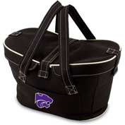 Mercado Basket - Black (Kansas State Wildcats) Digital Print