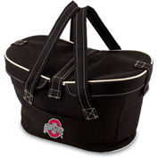 Mercado Basket - Black (Ohio State Buckeyes) Embroider