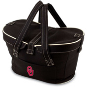 Mercado Basket - Black (U Of Oklahoma Sooners) Digital Print