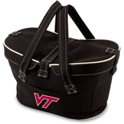 Mercado Basket - Black (Virginia Tech) Digital Print