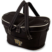 Mercado Basket - Black (Wake Forest Demon Deacons) Digital Print