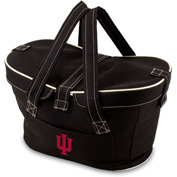 Mercado Basket - Black (Indiana U Hoosiers) Digital Print