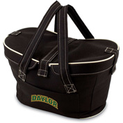 Mercado Basket - Black (Baylor University Bears) Digital Print