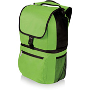 Picnic Time Zuma Insulated Cooler Backpack Lime