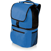 Picnic Time Zuma Insulated Cooler Backpack Blue