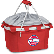 Metro Basket - Red (Detroit Pistons) Digital Print