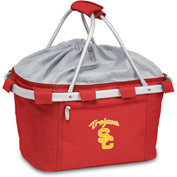 Metro Basket - Red (USC Trojans) Embroidered