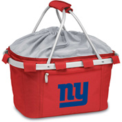 Metro Basket - Red (New York Giants) Digital Print