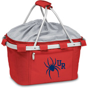 Metro Basket - Red (U Of Richmond Spiders) Embroidered