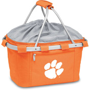 Metro Basket - Orange (Clemson U Tigers) Digital Print