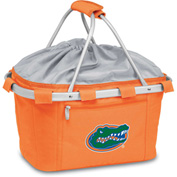 Metro Basket - Orange (U Of Florida Gators) Embroidered
