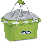 Metro Basket - Lime (Seattle Seahawks) Digital Print