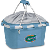 Metro Basket - Sky Blue (U Of Florida Gators) Embroidered