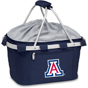 Metro Basket - Navy (U of Arizona Wildcats) Digital Print
