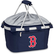 Metro Basket - Navy (Boston Red Sox) Digital Print