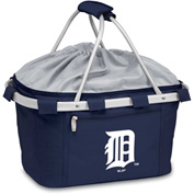 Metro Basket - Navy (Detroit Tigers) Digital Print