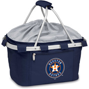 Metro Basket - Navy (Houston Astros) Digital Print