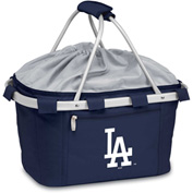 Metro Basket - Navy (Los Angeles Dodgers) Digital Print