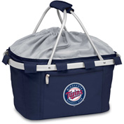 Metro Basket - Navy (Minnesota Twins) Digital Print
