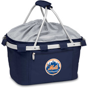 Metro Basket - Navy (New York Mets) Digital Print