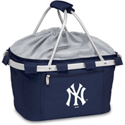 Metro Basket - Navy (New York Yankees) Digital Print