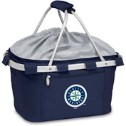 Metro Basket - Navy (Seattle Mariners) Digital Print