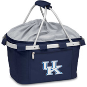 Metro Basket - Navy (U Of Kentucky Wildcats) Embroidery