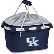 Metro Basket - Navy (U Of Kentucky Wildcats) Digital Print