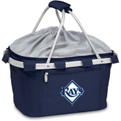 Metro Basket - Navy (Tampa Bay Rays) Digital Print