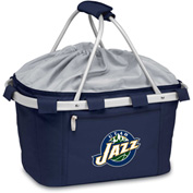 Metro Basket - Navy (Utah Jazz) Digital Print