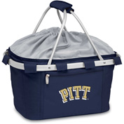 Metro Basket - Navy (U of Pittsburgh Panthers) Digital Print