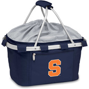 Metro Basket - Navy (Syracuse University Orange) Embroidered