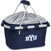 Metro Basket - Navy (Brigham Young University Cougars) Embroidery