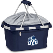 Metro Basket - Navy (Brigham Young University Cougars) Digital Print