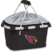 Metro Basket - Black (Arizona Cardinals) Digital Print