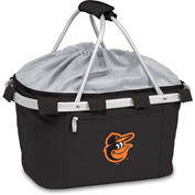 Metro Basket - Black (Baltimore Orioles) Digital Print