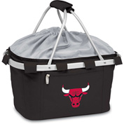 Metro Basket - Black (Chicago Bulls) Digital Print