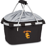 Metro Basket - Black (USC Trojans) Embroidered