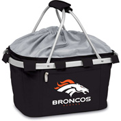 Metro Basket - Black (Denver Broncos) Digital Print
