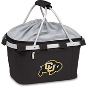 Metro Basket - Black (U Of Colorado Buffaloes) Digital Print