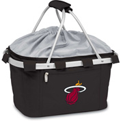 Metro Basket - Black (Miami Heat) Digital Print