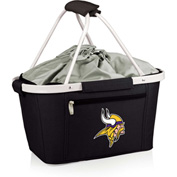 Metro Basket - Black (Minnesota Vikings) Digital Print