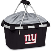 Metro Basket - Black (New York Giants) Digital Print