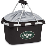 Metro Basket - Black (New York Jets) Digital Print